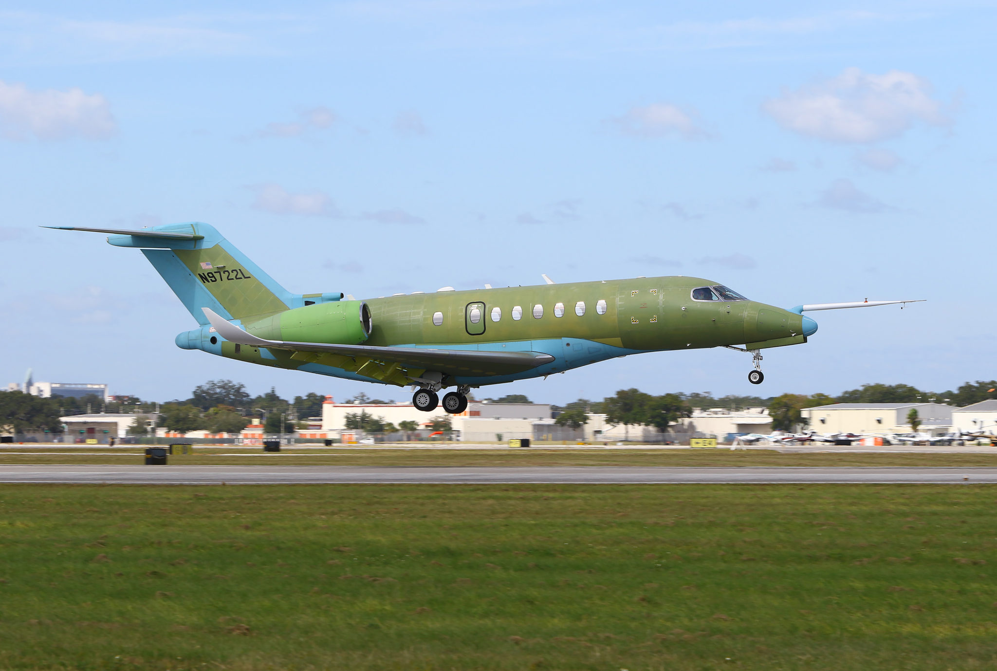 Cessna announces performance increase for Citation Longitude