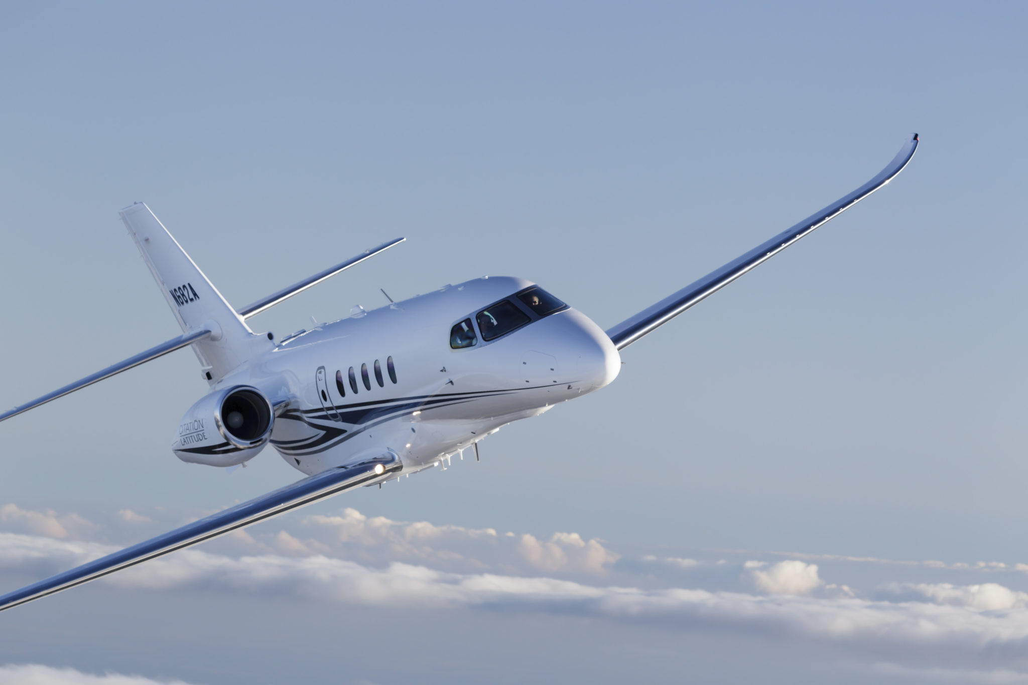 Cessna Citation Latitude to make show debut at MEBAA 2016