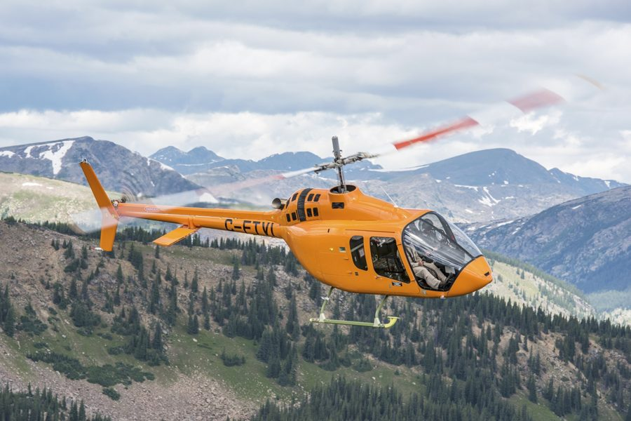 Bell 505 Jet Ranger X Achieves FAA Certification
