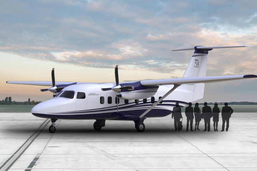 Preliminary Pricing on the Cessna SkyCourier