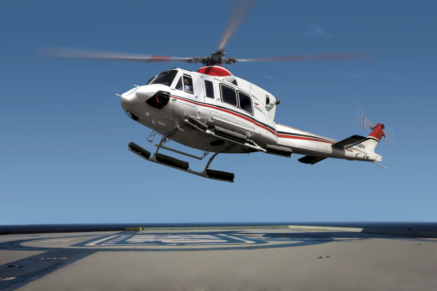 Bell Helicopter's Customer Support Moves Forward with Velocity into 2017