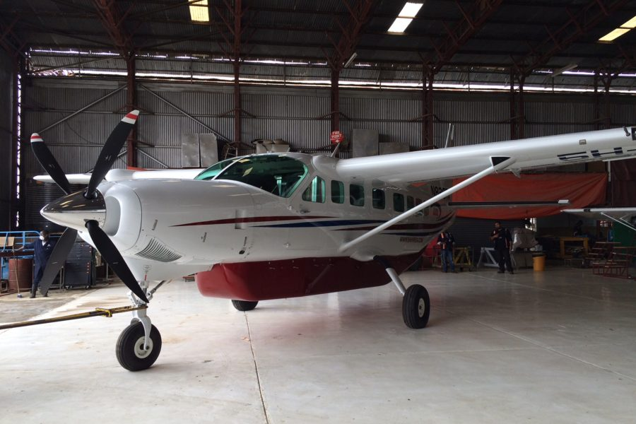 Bakhresa Group acquires a new Cessna Grand Caravan EX!
