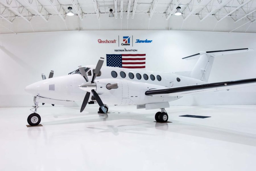 2017 Beechcraft King Air 350i