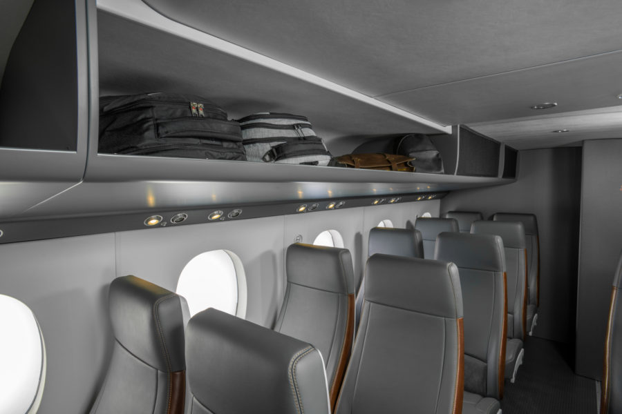Textron Aviation debuts new full-scale Cessna SkyCourier mockup
