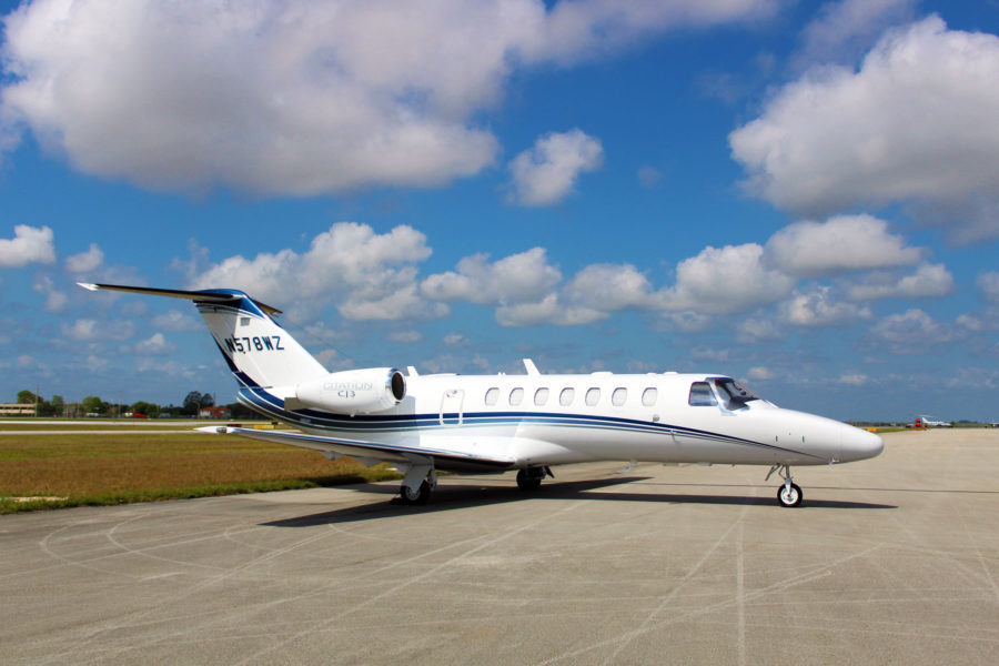 2013 Cessna Citation CJ3