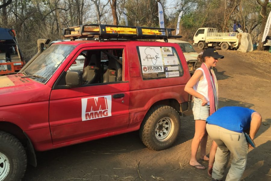 Africair and Aviat Sponsor Team Carnivore at Elephant Charge 2016