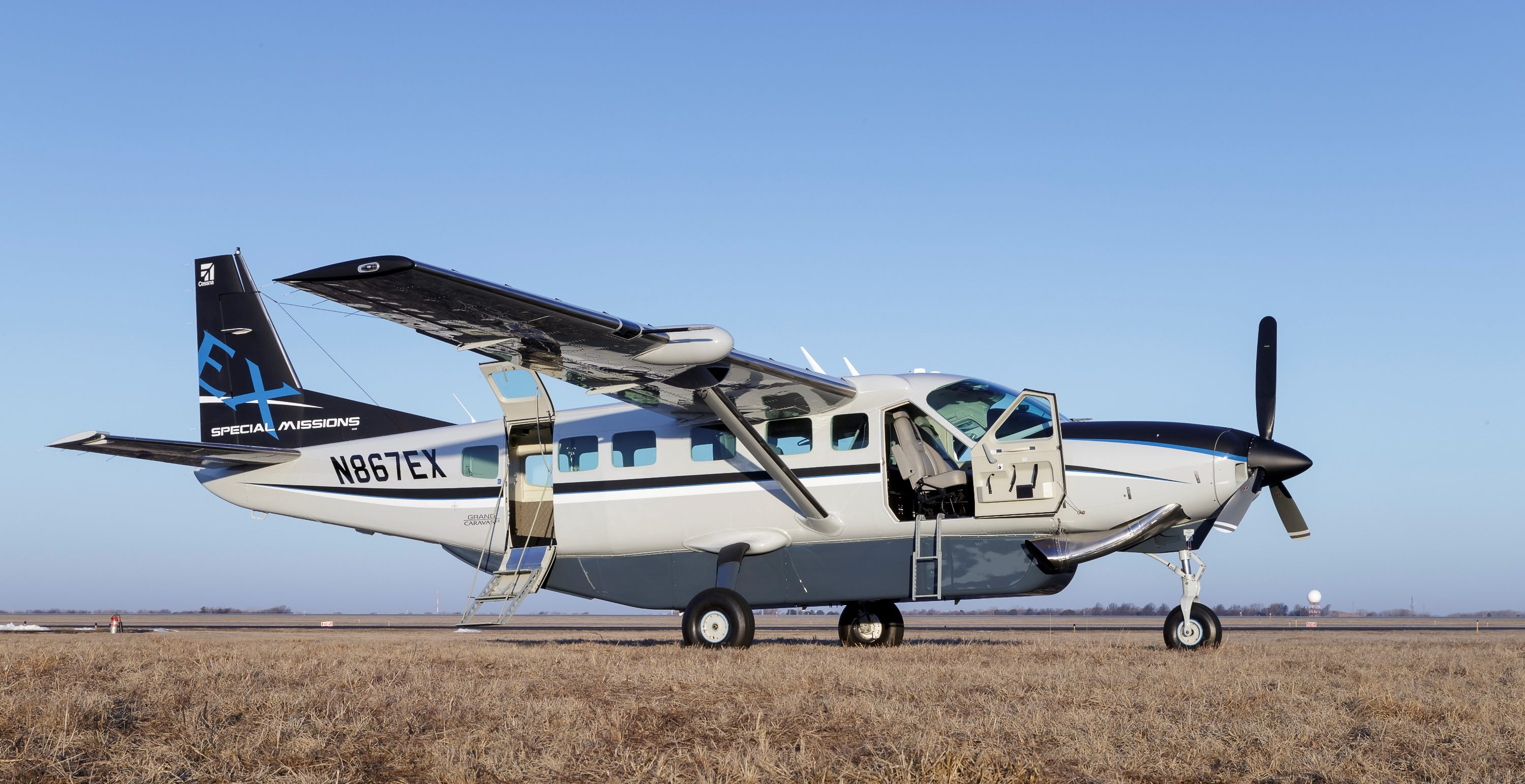 Cessna bolsters Grand Caravan EX versatility with hard point provisions