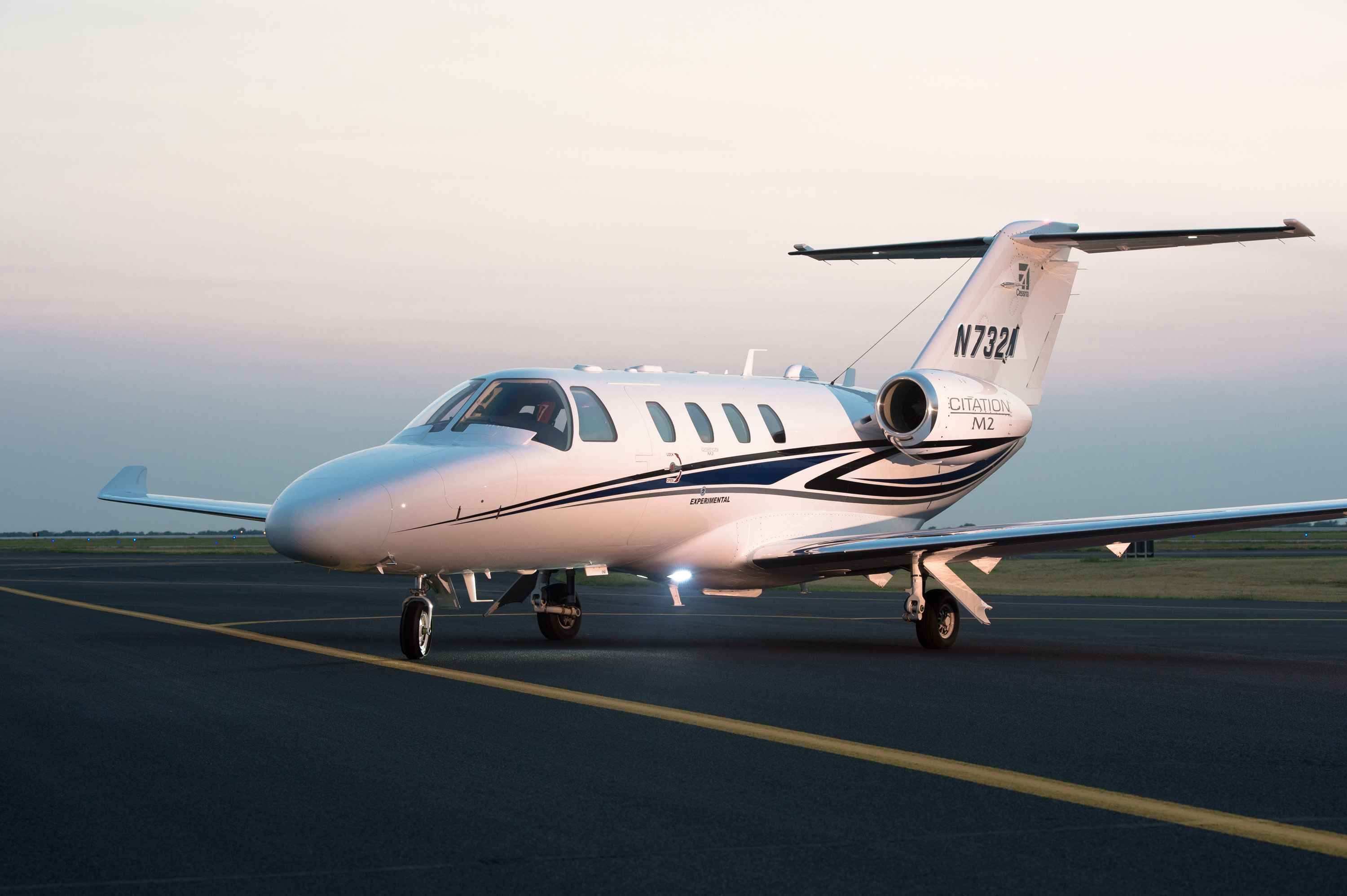 Cessna Citation M2 - Africair, Inc
