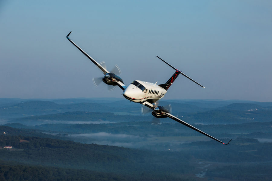 King Air Mods | New life for old airframes.