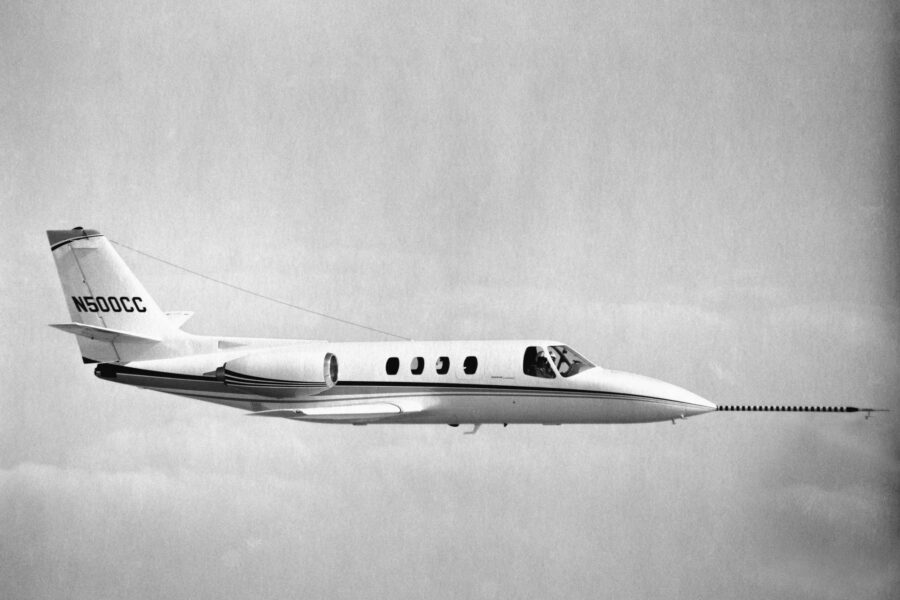Textron Aviation's iconic Citation family marks 50 years of business jet innovation
